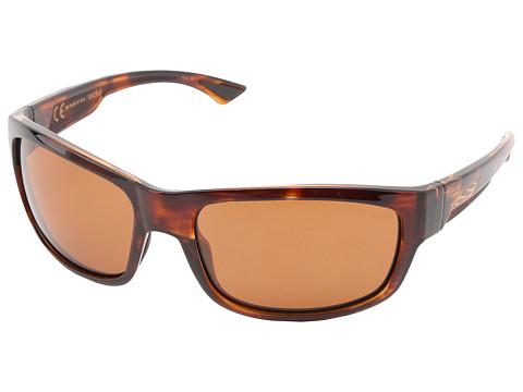 Smith Optics Dover (Tortoise Frame/Polarchromic Copper Techlite Glass Lenses) Sport Sunglasses