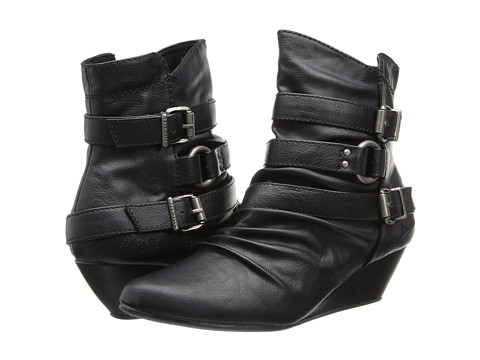 Blowfish - Lantern (Black Old Saddle) Women's Boots