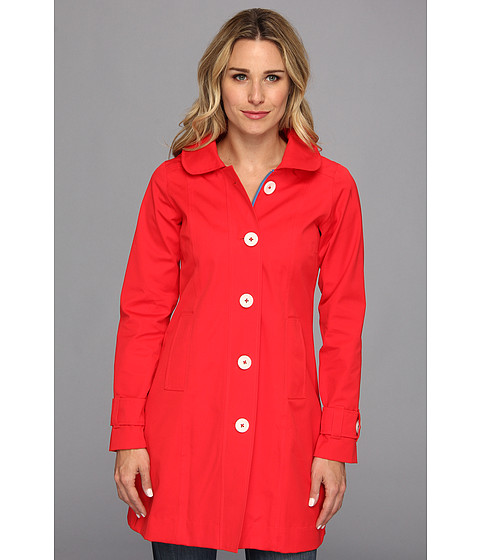 Hatley - Adult Rain Coat (Red) Women's Coat