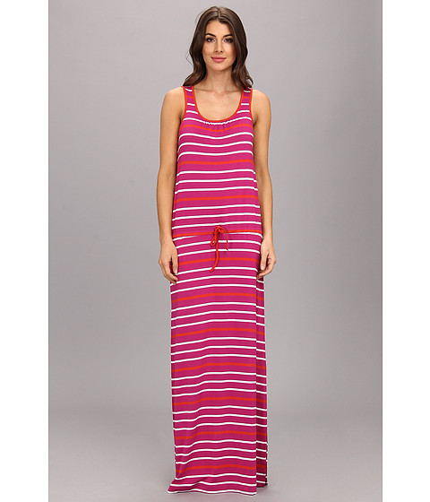Hatley - Maxi Dress (Fire Raspberry) Women's Dress
