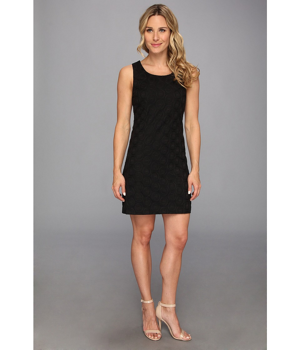 Hatley - Shift Dress (Black Mandala) Women