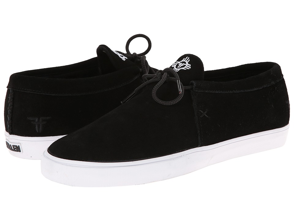 Fallen - Apache (Black/Black) Men's Skate Shoes