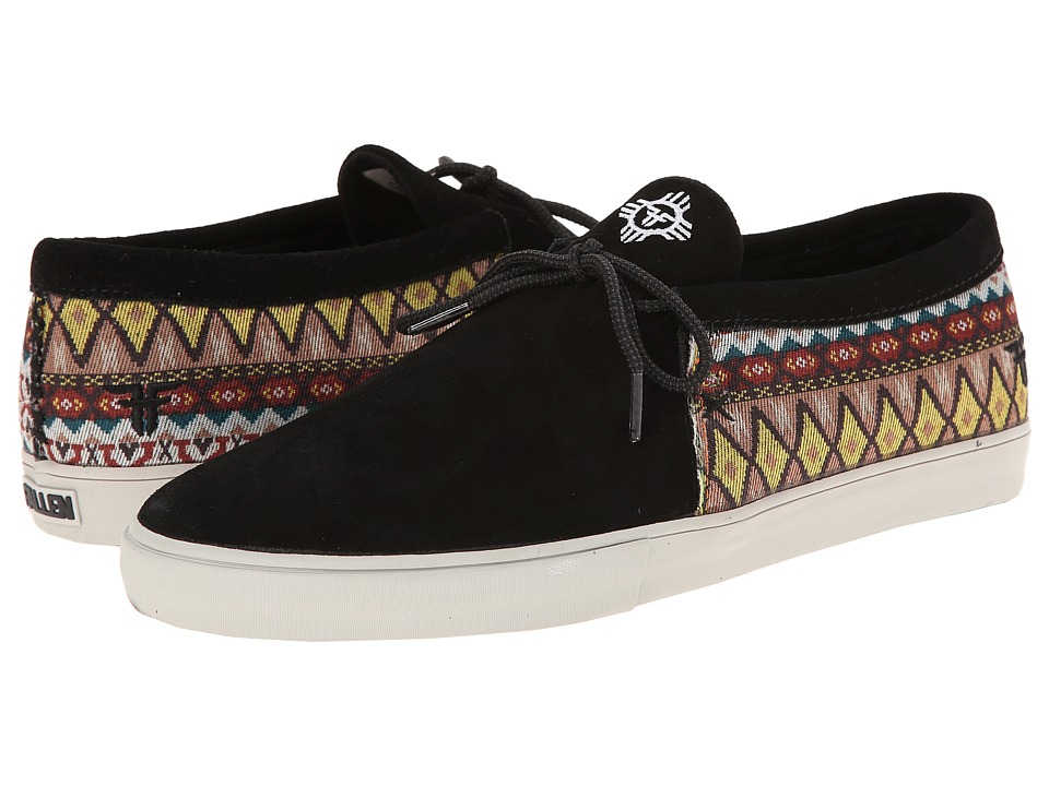 Fallen - Apache (Black/Tribe) Men's Skate Shoes