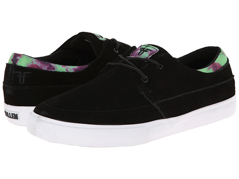 Fallen - Roach (Black/Purple Acid) Men's Skate Shoes