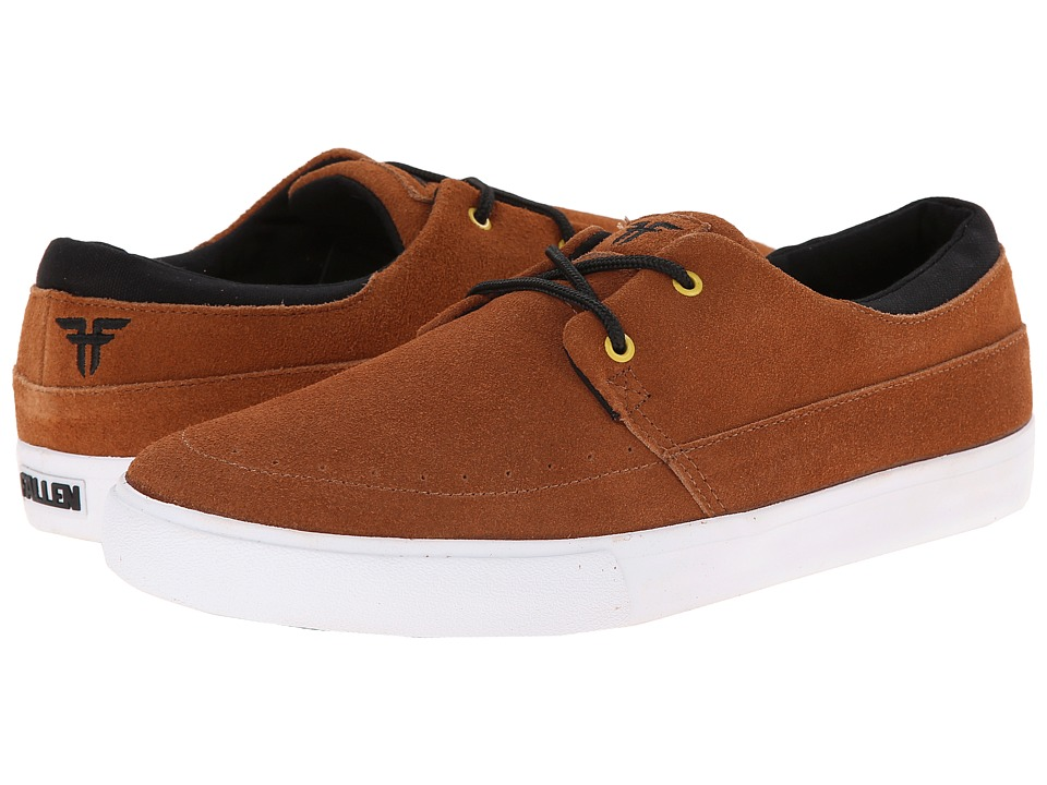 Fallen - Roach (Camel/Dark Yellow) Men's Skate Shoes