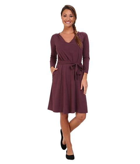 ExOfficio - Go-To 24 Hour Dress L/S (Antique) Women's Dress