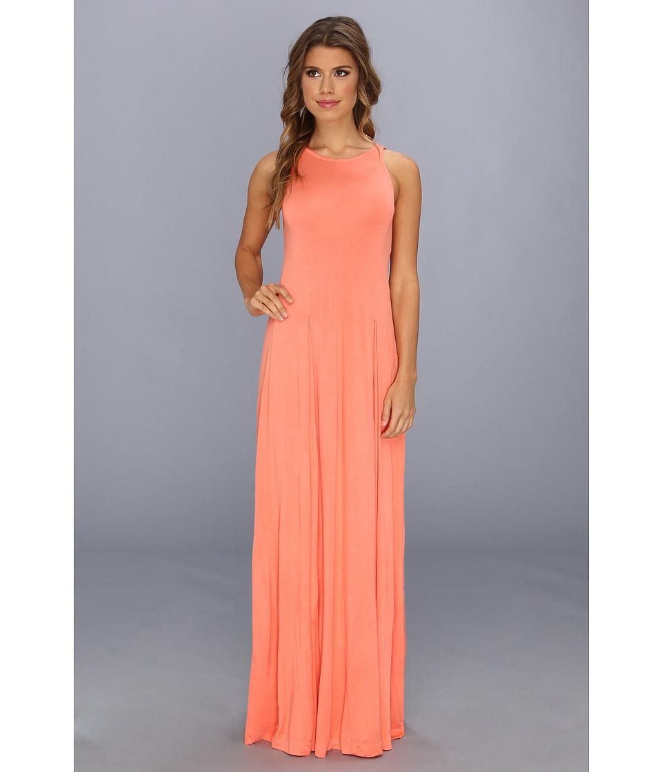 BCBGeneration - Casual Knit Dress KRK61A14 (Sherbert) Women
