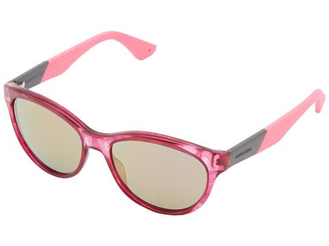 Carrera - Carrera 5011/S (Camo Pink/Green) Fashion Sunglasses