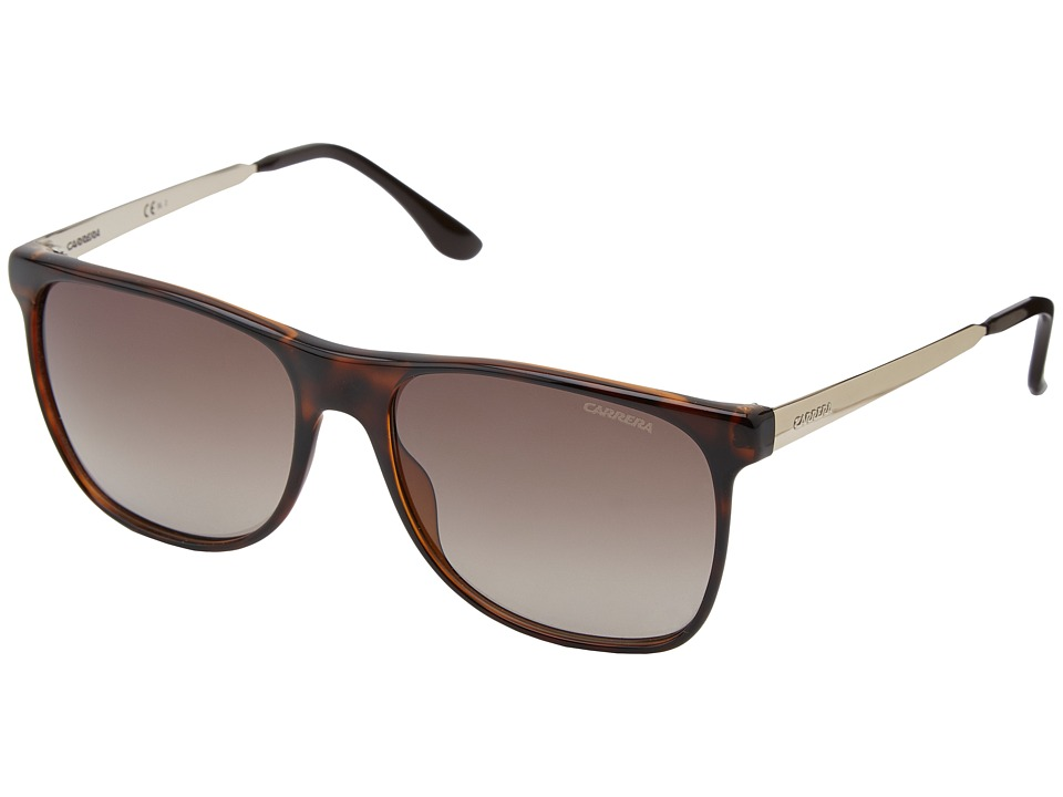 Carrera - Carrera 6011/S (Havana/Brown Gradient) Fashion Sunglasses