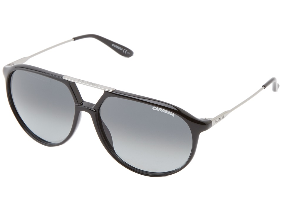 Carrera - Carrera 85/S (Shiny Black/Gray Gradient) Fashion Sunglasses
