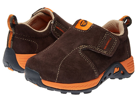 UPC 044208248697 product image for Merrell Jungle Moc Sport AC Boys Suede Athletic