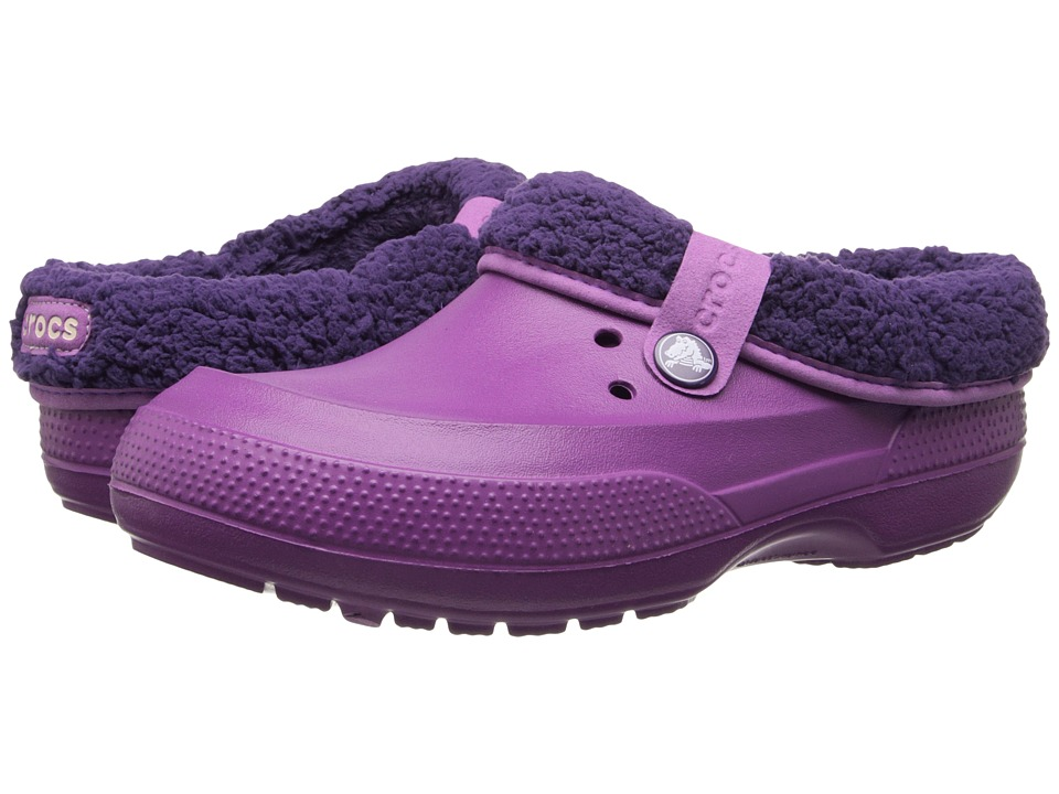 Crocs - Blitzen II Clog (Viola/Royal Purple) Clog Shoes