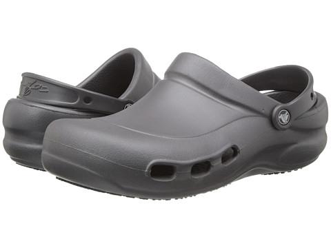 Crocs - Bistro Mario Batali Vent (Graphite) Clog Shoes