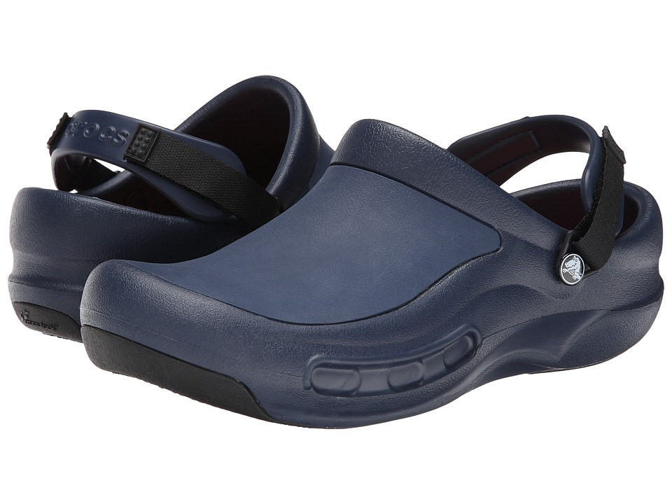 Crocs - Bistro Pro (Navy) Shoes