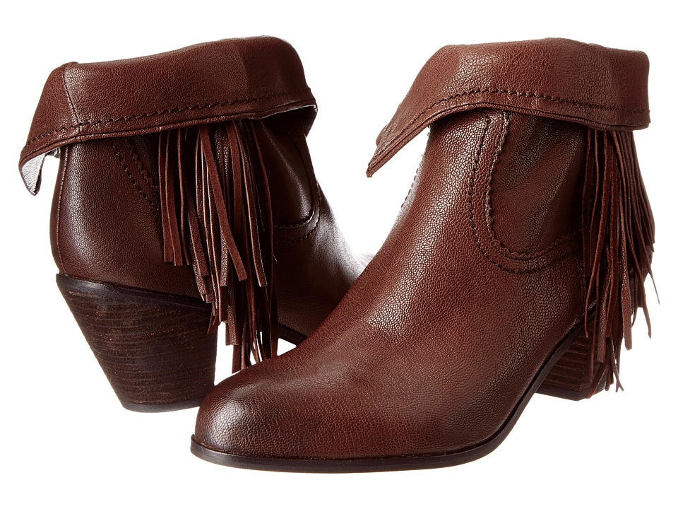 Sam Edelman - Louie (Dark Brown Leather) Women