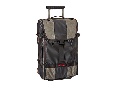 Timbuk2 - Aviator Wheeled Pack (Medium) (Carbon Full/Cycle Twill) Backpack Bags