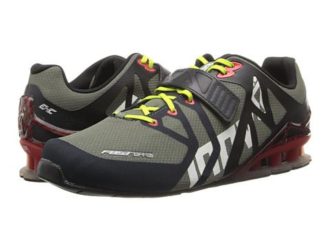 inov-8 - FastLift 335 (Forrest/Black/Red/Lime) Men's Running Shoes