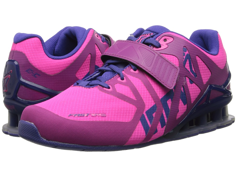 inov-8 FastLift 335 (Pink/Purple/Blue) Women