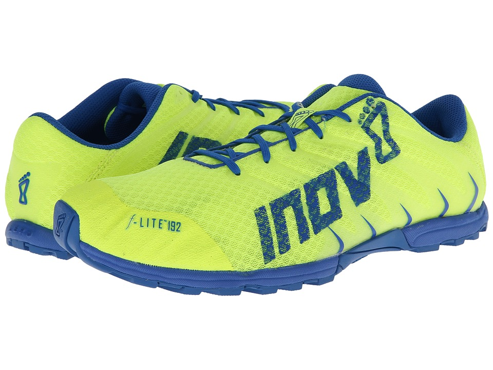 inov-8 - F-Lite 192 (Yellow/Blue) Running Shoes