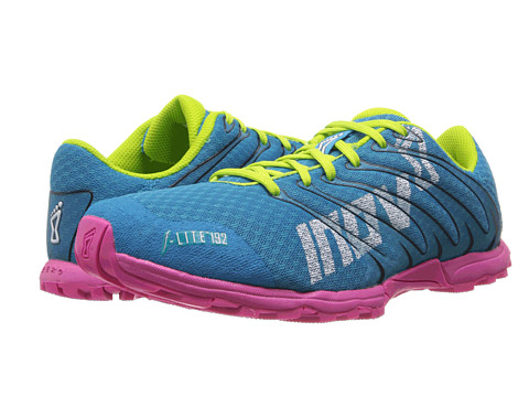 inov-8 - F-Lite 192 (Aqua/Pink/Lime) Women's Running Shoes