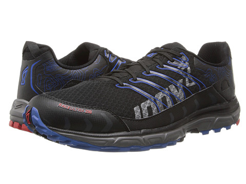 inov-8 - Race Ultra 290 (Black/Blue) Men's Running Shoes