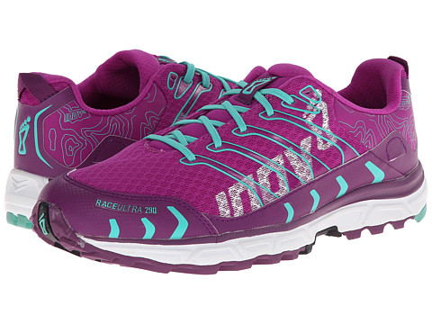 inov-8 - Race Ultra 290 (Purple/Teal) Women's Running Shoes