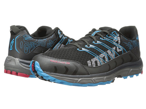 inov-8 - Race Ultra 290 (Raven/Ocean) Women's Running Shoes