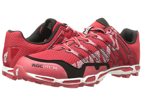 inov-8 - Roclite 243 (Red/Black) Running Shoes