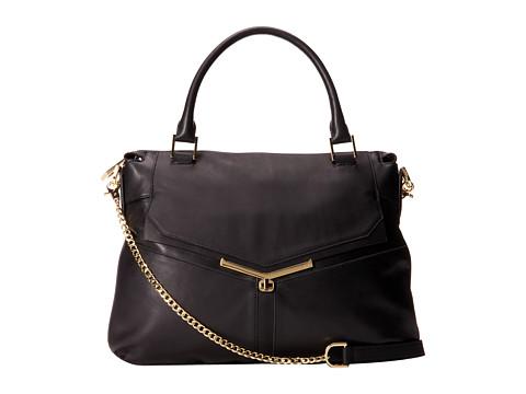 Botkier Valentina Satchel (Black 1) Satchel Handbags