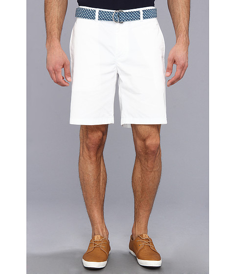 Vineyard Vines - Classic Fit Club Short (White Cap) Men's Shorts