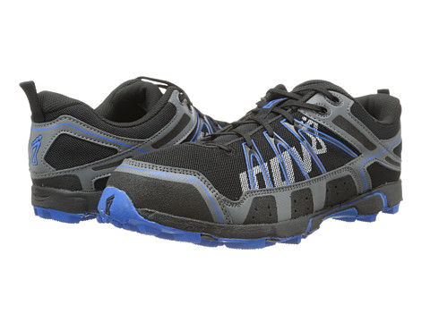 inov-8 - Roclite 295 (Grey/Blue) Men's Running Shoes