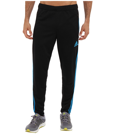 adidas - Tiro 13 Training Pant (Black/Solar Blue) Men's Casual Pants
