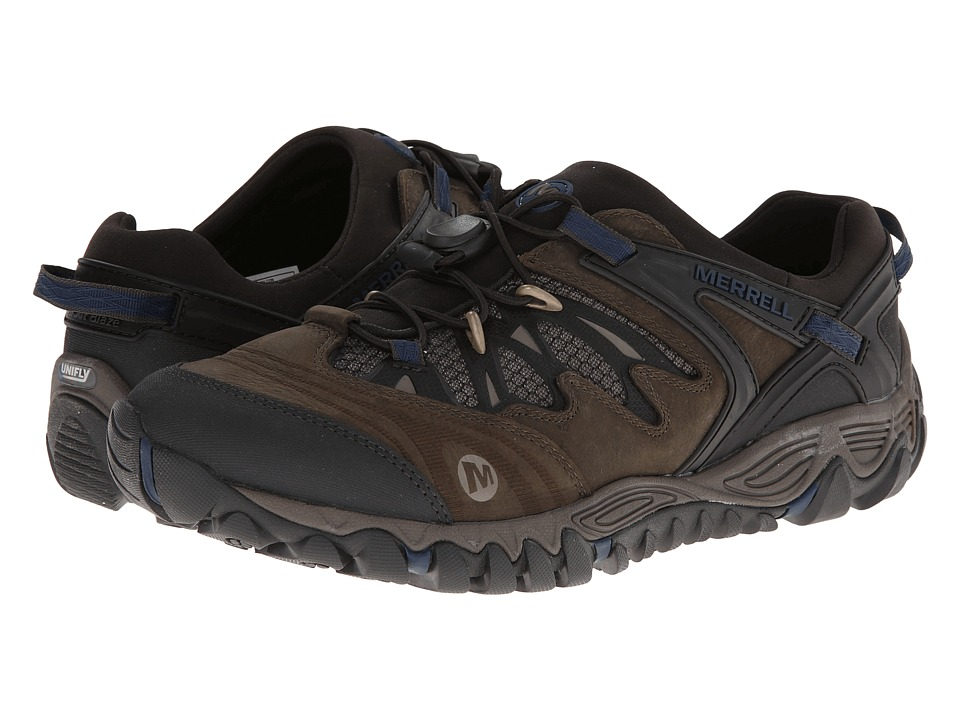 Merrell - AllOut Blaze Stretch (Falcon) Men's Shoes