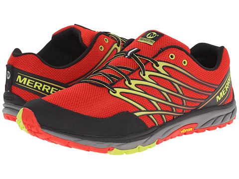 Merrell - Bare Access Trail (Molton Lava) Men's Running Shoes