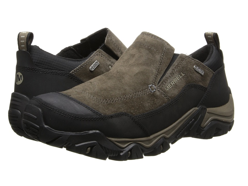 Merrell Polarand Rove Moc Waterproof (Gunsmoke) Men