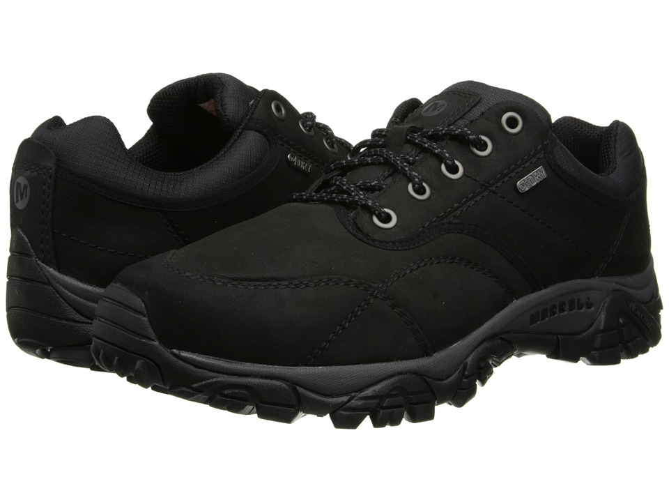 Merrell - Moab Rover Waterproof (Black) Men's Shoes