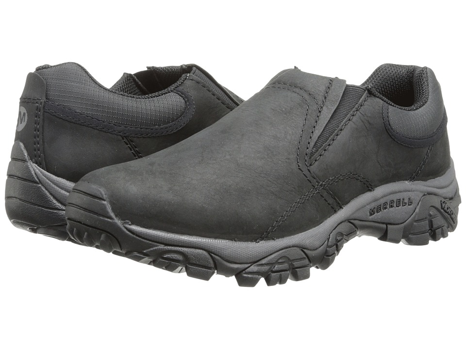 Merrell - Moab Rover Moc (Black) Men's Shoes