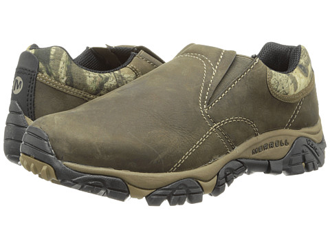 Merrell - Moab Rover Moc (Kangaroo/Mossy Oak) Men's Shoes