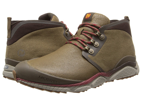 Merrell - AllOut Rove (Kangaroo) Men's Lace-up Boots
