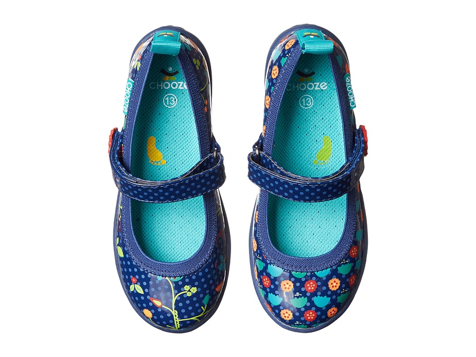 CHOOZE - Jump (Toddler/Little Kid) (Seed) Girl's Shoes