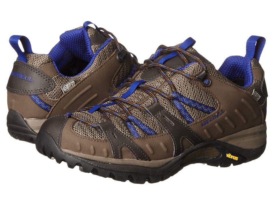 Merrell - Siren 2 Sport WTPF (Merrell Stone/Blue) Women's Shoes