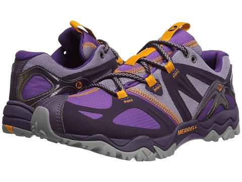 Merrell - Grassbow Sport (Plum Purple) Women's Shoes