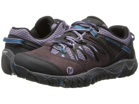 Merrell - Allout Blaze (Plum Perfect) Women's Shoes