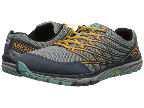 Merrell - Bare Access Trail (Monument/Flame) Women's Running Shoes