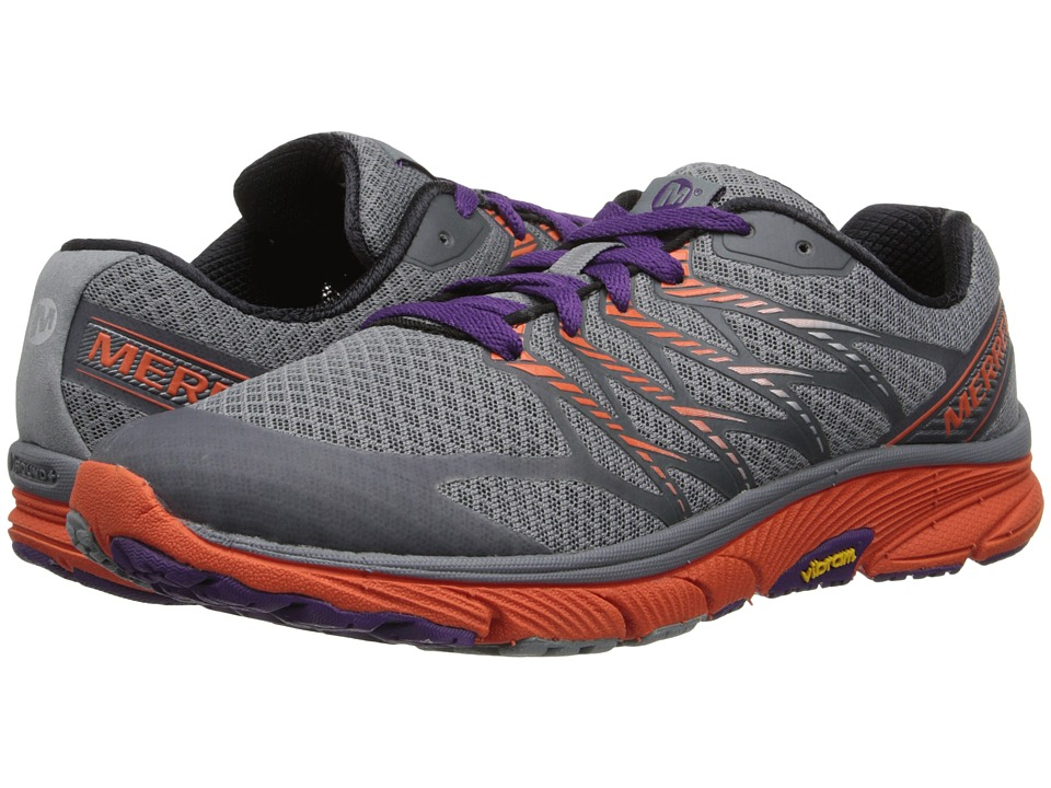 Merrell - Bare Access Ultra (Monument/Tanga) Women's Running Shoes