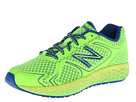 New Balance Kids 980 Takedown (Little Kid/Big Kid) (Green/Blue)