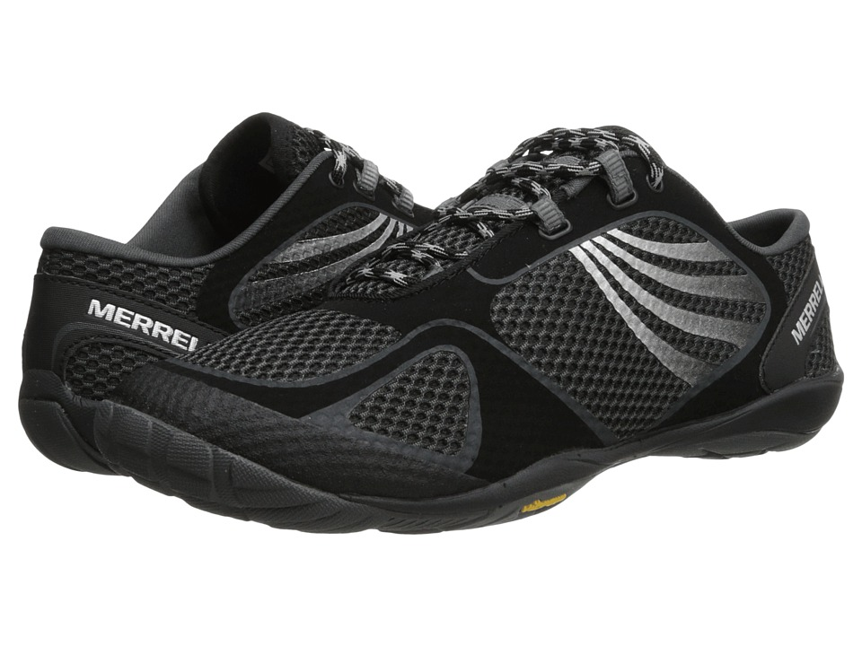 Merrell - Pace Glove 2 (Black/Silver) Women's Shoes