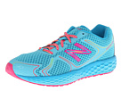 New Balance Kids 980 Takedown (Little Kid/Big Kid) (Blue/Pink)