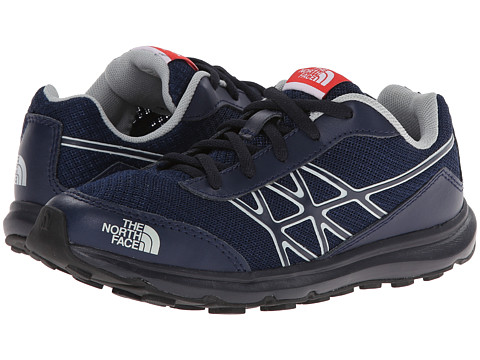 The North Face Kids - Ultra (Little Kid/Big Kid) (Cosmic Blue/Dark Navy Blue) Boy's Shoes