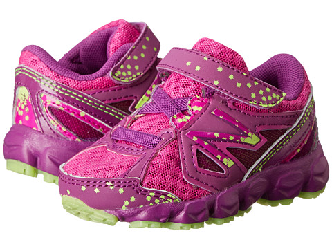 New Balance Kids - 750v3 (Infant/Toddler) (Purple) Girls Shoes